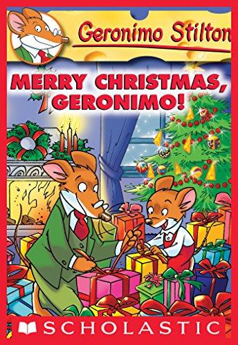 Merry Christmas, Geronimo! (Geronimo Stilton #12) (English Edition ...