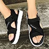 Best Walk Slippers For Men - Sandals MAZHONG Men's Summer Cool Slippers Breathable Personality Review