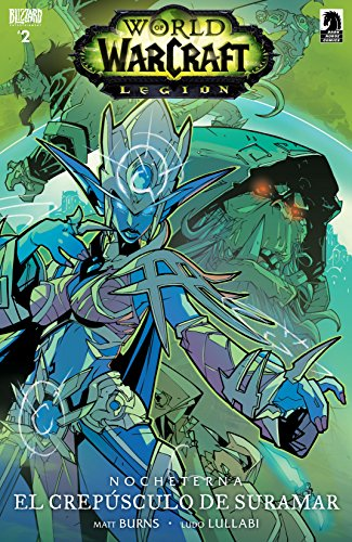 Descargar Libro World of Warcraft: Legion (Castilian Spanish) #2 de Matt Burns