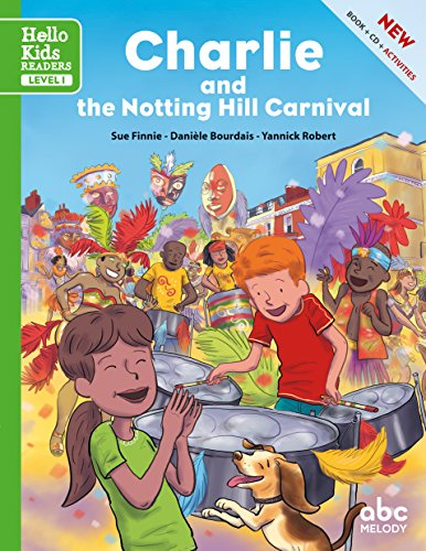 Charlie and the Nothing Hill Carnival (Nouvelle Edition) par Sue Finnie