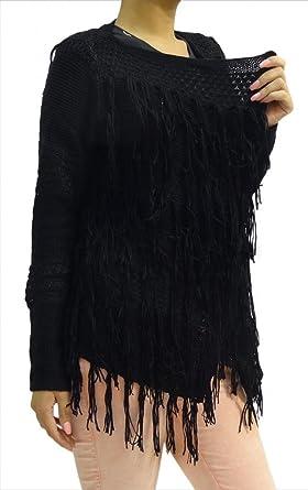 Ladies black waistcoat size 8