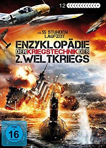 Enzyklopädie der Kriegstechnik des 2. Weltkriegs [12 DVDs] Enzyklopädie Des Dokumentarfilms