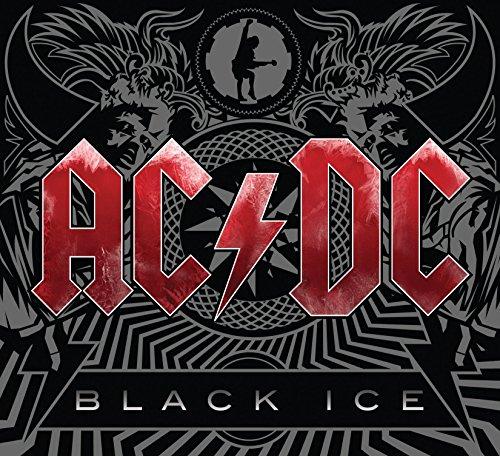 Black Ice [Vinyl LP] - Cover farblich sortiert Columbia Ice