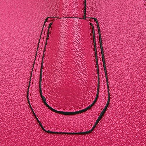 Versione signora coreana del trend di pacchetto/borsa scrub/borsa a tracolla/pacchetto diagonale-C A