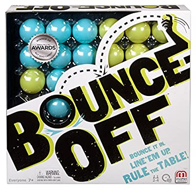 Mattel - Bounce-Off - Jeu d'Adresse