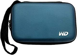 Ganix Wd Hard Disk Shock Proof Cover case Pouch for External 2.5 Inches Hard Disk