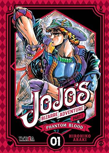 Jojo's Bizarre Adventure. Parte 1. Phantom Blood 1