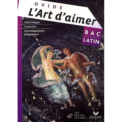 L'art d'aimer : Bac latin