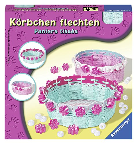 Ravensburger Creation 18217 - Körbchen Flechten