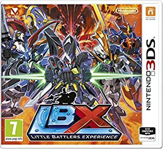 Little Battlers Experience [import anglais] (B013EAYZ4O) | Amazon Products