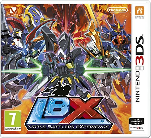 LBX Little Battlers Experience 3DS lowest price