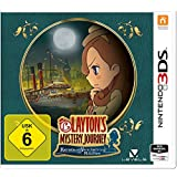 N3DS: Layton`s Mystery Journey: Katrielle und die Verschwörung der Millionäre - Standard Edition
