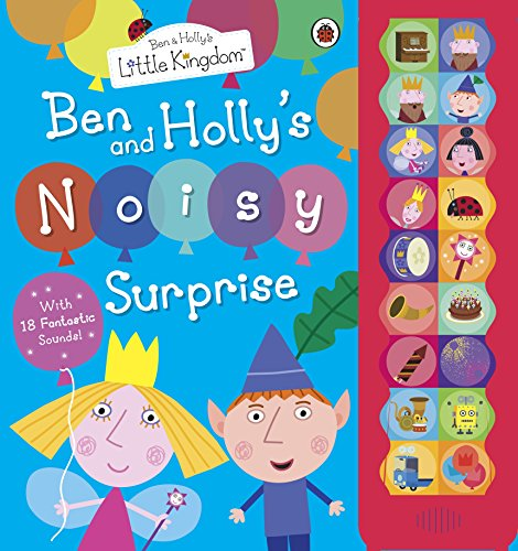 Ben and Holly's Little Kingdom: Ben and Holly's Noisy Surprise (Ben & Holly's Little Kingdom) (Pj Set Tank)