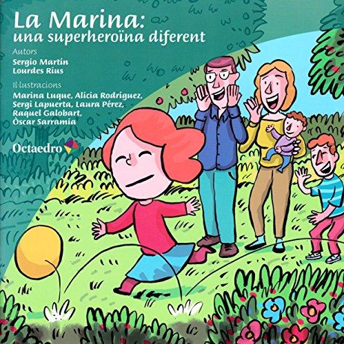 La Marina: una superheroïna diferent (Projecte Superherois)