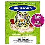 Miniscoff Organic Yum Yum Chilli, 250 g (Frozen)