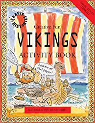 Vikings Activity Book (Crafty History) (Crafty History) by Sue Weatherill (2007-03-01)