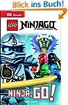 LEGO® Ninjago Ninja, Go! (DK Reads Be...