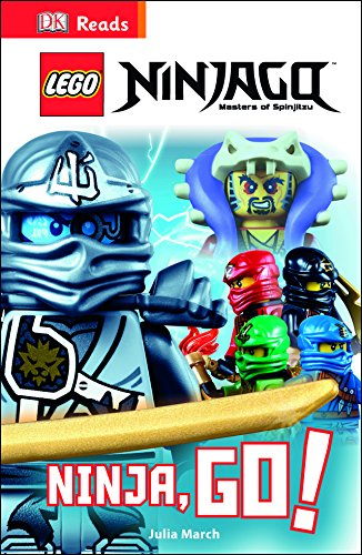 LEGO® Ninjago Ninja, Go! (DK Reads Beginning To Read ...