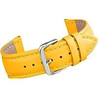 Cinturino di vigilanza di cuoio cinturino in pelle sostituzione colorato braccialetto cintura cinturino