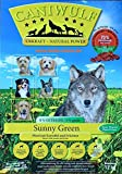 CaniWulf Sunny Green | Pferd mit Kartoffel und Früchten | getreidefrei (12 kg)