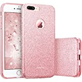 store-online-iphone-7-libres-los-ms-vendidos-funda-iphone-7-plus-esr-funda-case-carcasa-dura-brillante-brillo-purpurina-llamativa-para-apple-iphone-7-plus--rosa-dorado