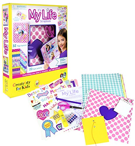 Creativity for Kids - Its My Life Scrapbook