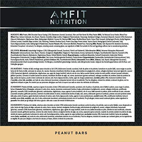 Amfit Nutrition Protein-Riegel 12er Pack (12 x 60g) - 3