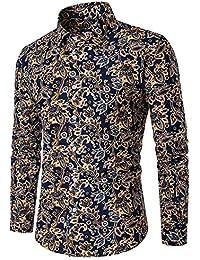 shirt Camisas De Hombre Refrescante Camisa De Puro AlgodóN De Primavera Y Verano. Camisa De