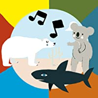 Jazzoo Koala, Shark, Polar Bear & friends