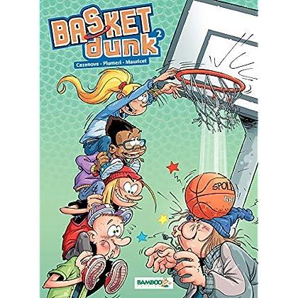 Basket Dunk: tome 2