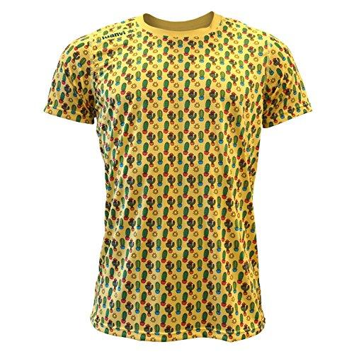 Luanvi Edición Limitada Camiseta técnica Cactus