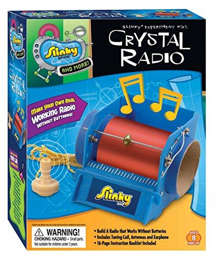 Crystal Radio Kit- Detektor Radio