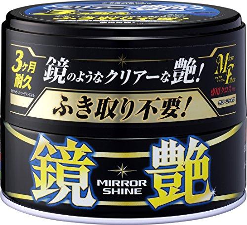 SOFT99 374 Mirror Shine Wax Dark