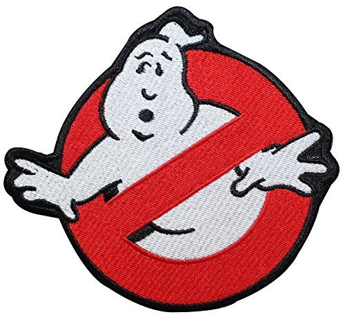 e Embroidered Uniform Logo Patch by Ghostbuster Movie ()