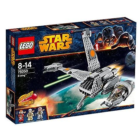 Star Wars B-wing - LEGO Star Wars - 75050 - Jeu