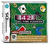 42 JUEGOS DE SIEMPRE / Nintendo DS juego EN ESPAÑOL MULTI IDIOMAS, ( compatible con Nintendo DS LITE-DSI-3DS-2DS-XL-NEW)