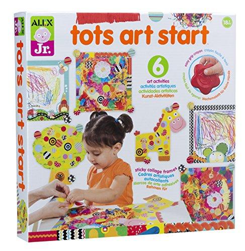 ALEX Toys Arte per i piccoli Il primo kit artistico, per la prima infanzia