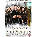 Stargate Atlantis S5 Complete