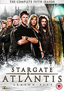 Stargate Atlantis S5 Complete [UK Import]