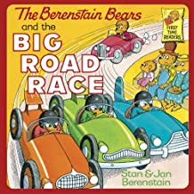 The Berenstain Bears and the Big Road Race (First Time Books(R))