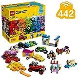 LEGO Classic - La boîte de briques et de roues - 10715 - Jeu de Construction