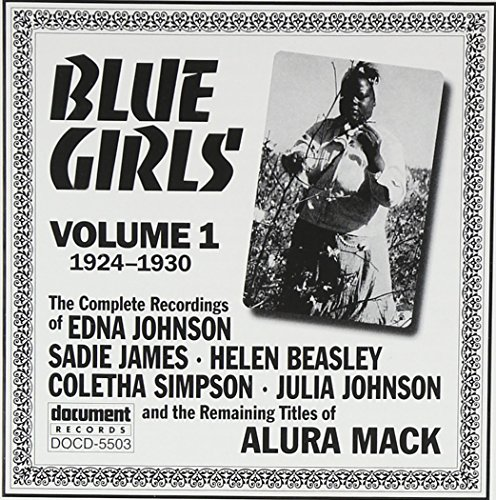 Blue Girls, Vol. 1: 1924-1930 Test