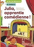 """Afficher """"Julia, apprentie comédienne"""""""