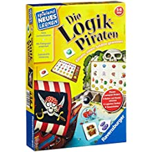 "Ravensburger 25027 1 ""The Logic Pirates"" Game"