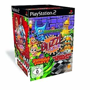 BUZZ! Triple Pack Junior inkl. Buzzer