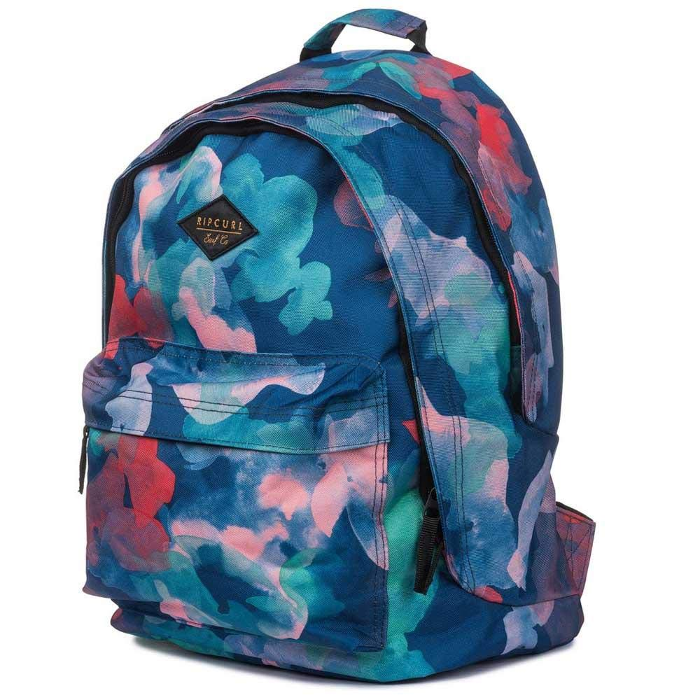 61MwvomKgbL - RIP CURL Backpacks Rip curl Double Dome Watercamo Blue One Size