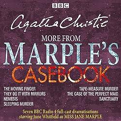 More from Marple's Casebook: Full-cast BBC Radio 4 dramatisations (Miss Marple)
