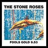 The Stone Roses 'Fools Gold' Album Cover Framed Print, Multi-Colour, 12-Inch