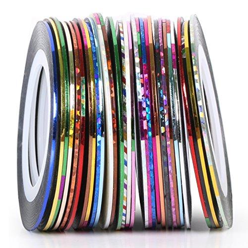 trixes-30-rocchetti-con-strisce-adesive-per-la-nail-art-in-colori-assortiti-per-unghie-naturali-e-fi