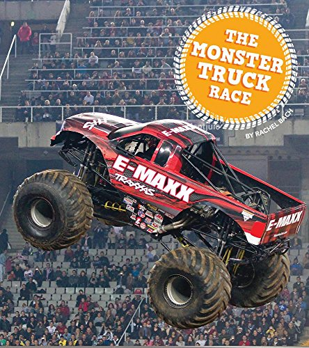 The Monster Truck Race (Let's Race: Amicus Readers, Level 1)